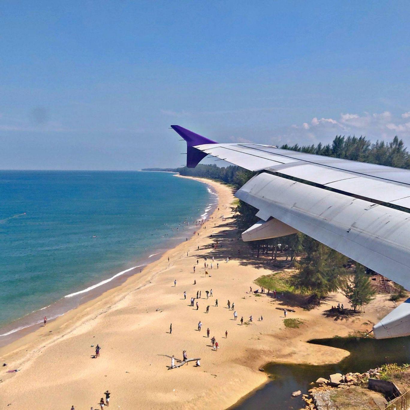 Photo of Phuket International Airport (HKT) By jagruti gaikwad