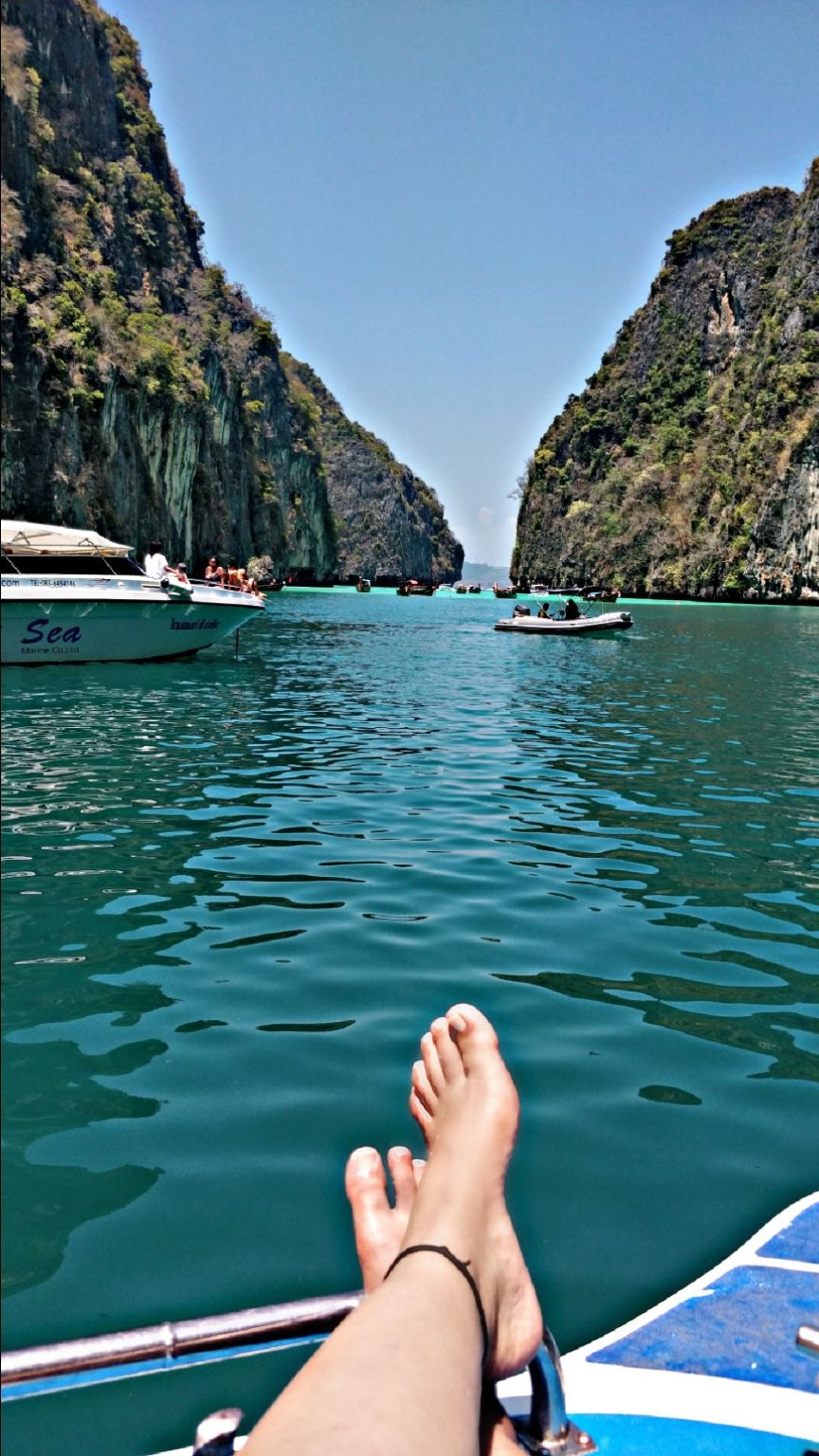 Photo of Phi Phi Islands By jagruti gaikwad