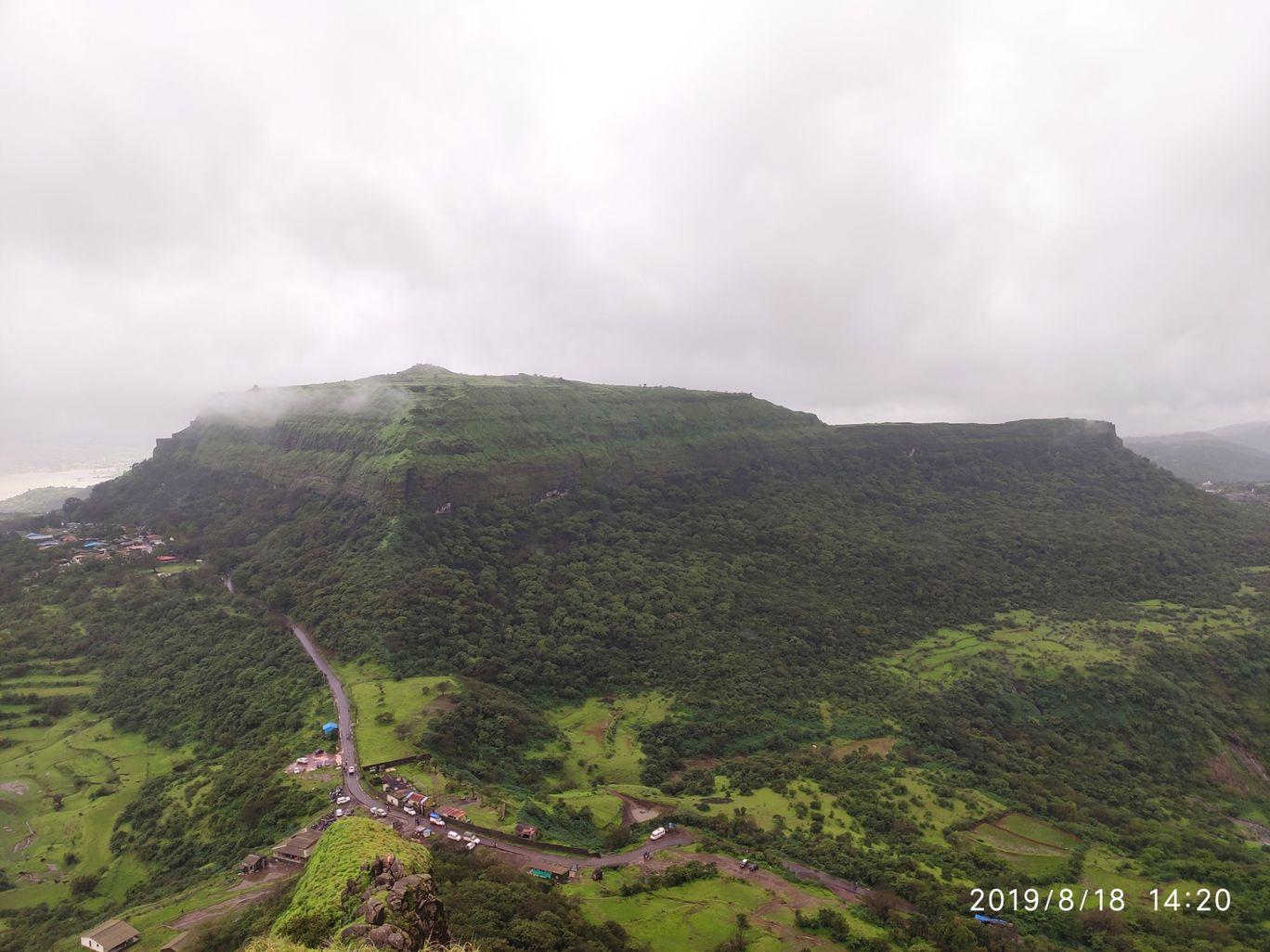 Photo of Visapur Fort By Tushar Adivarekar