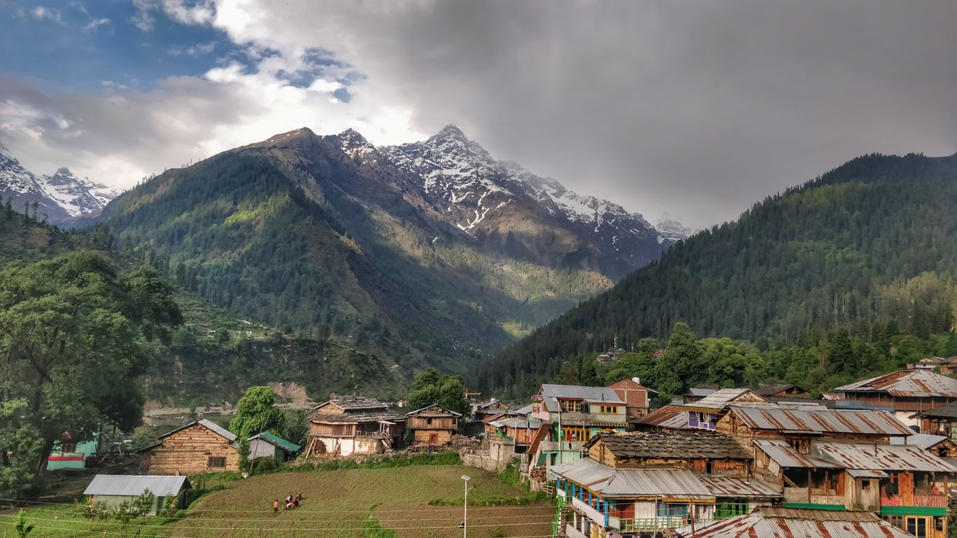 Photo of Parvati Valley By wander with Taruna
