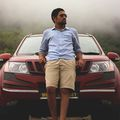 Aashish M Pawgi Travel Blogger