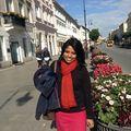 Anjana Kumar Travel Blogger