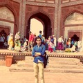 Arkka Hazra Travel Blogger