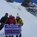 Peruvian Mountains Trek Climb Travel Blogger