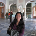 Poornima Dasharathi Travel Blogger
