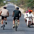 India on Bicycle Travel Blogger
