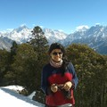 Priyanshi Singhal Travel Blogger