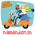 Namitha & Srikanth Acharya Travel Blogger