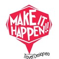 MAKE IT HAPPEN Travel Blogger