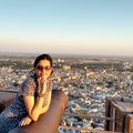 Amrita Chandra Travel Blogger