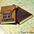 Pack n Ride Travel Blogger