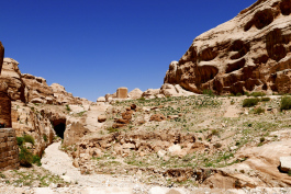 Jordan: Petra and Amman