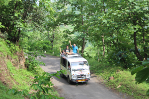 Hidden Waterfall trail of Gujarat-dediapada forest