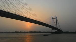 Visiting Prinsep Ghat Kolkata