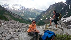 My first Himalayan trek – Beas Kund