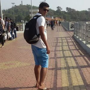 Suraj Dudhane Travel Blogger