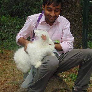 Shivank Jhanji Travel Blogger