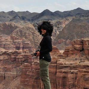 Chirasree Pal Travel Blogger
