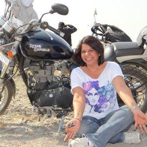 Janvi Patel Travel Blogger