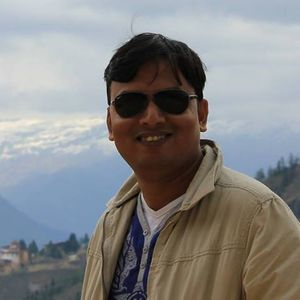 Abhishek Kumar Travel Blogger