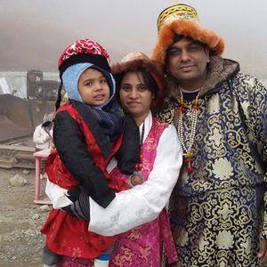 Disha Gandhi Travel Blogger