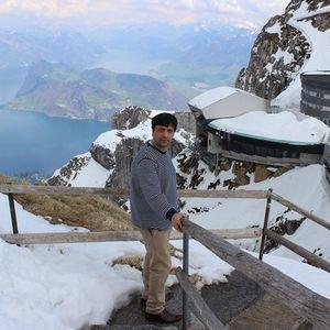 Sanjeev Prasad Travel Blogger