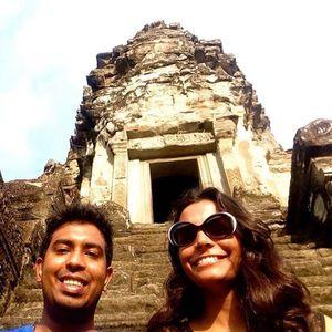 Sonic Prabhudesai Travel Blogger