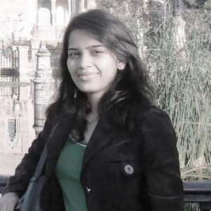 Nikita Shah Travel Blogger