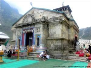 Kedarnath Ride-n-Trek