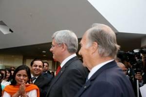 Opening of Aga Khan Museum