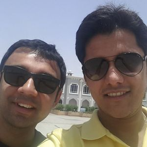 Anurag Tripathi Travel Blogger