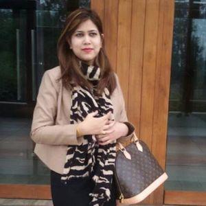 Harshita Sahu Travel Blogger