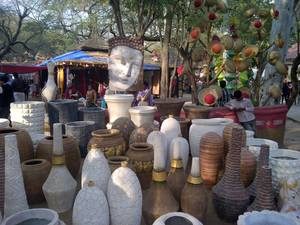 Artsy Affaire-Surajkund International Crafts Mela!