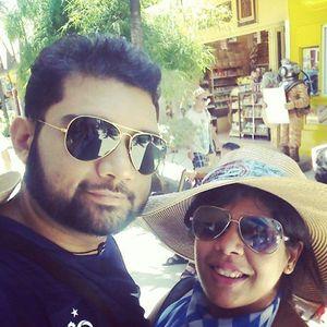 Aditi Mokashi Travel Blogger
