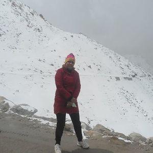 Jayanti Thareja Travel Blogger