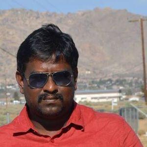 Arunkumar Selvaganesan Travel Blogger