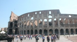 "When in Rome...(Part 1 of ""The Euro Road Trip"")"