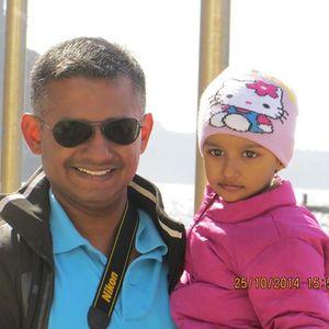 Anish Chandra Travel Blogger