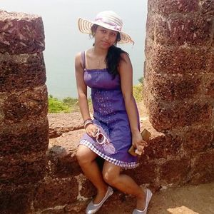 Sristy S. Banerjee Travel Blogger