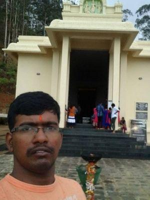 "Ramboda place of ""Lord Hanuma"""