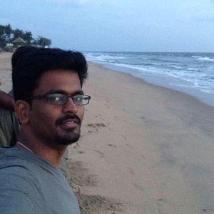 Arunachaleswaran Krishnamoorthi Travel Blogger