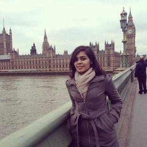 Esha Gandhi Travel Blogger