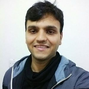 Deep Patel Travel Blogger