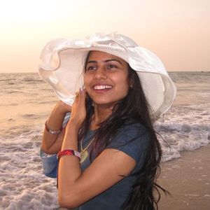 Anjali Mishra Travel Blogger