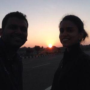 Priyam & Shrey Travel Blogger