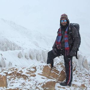 Kp Kedar Travel Blogger