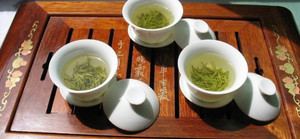 Falling in Love with Chinese Tea - Nanjing, China