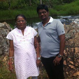 Jai Jyoti Ashok Shah Travel Blogger