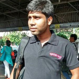 Tarak Samanta Travel Blogger
