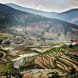 Bhutan- happiness is a place